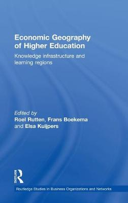 Economic Geography of Higher Education book