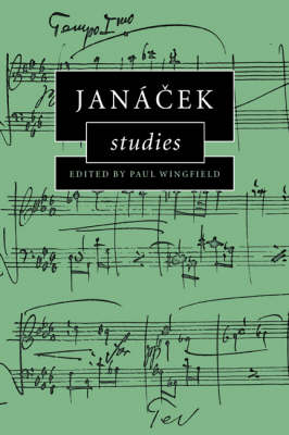 Janacek Studies book