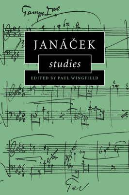 Janacek Studies book