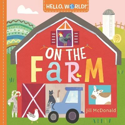 Hello, World! On the Farm book