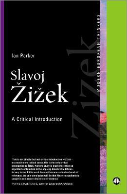Slavoj Zizek by Ian Parker