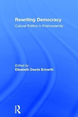Rewriting Democracy book