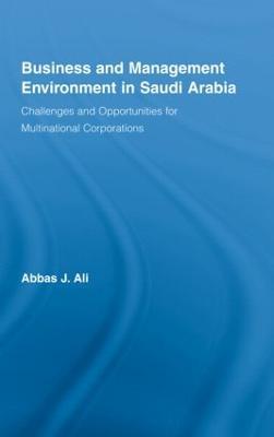 Business and Management Environment in Saudi Arabia book