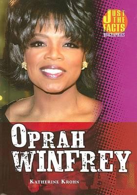Oprah Winfrey by Katherine Krohn