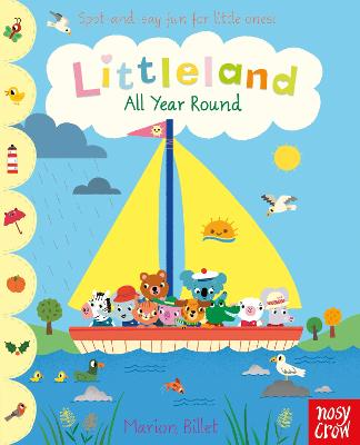 Littleland: All Year Round by Nosy Crow