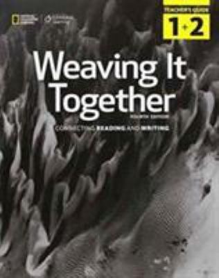 Weaving It Together Teachers Guide Levels 1 & 2 by Milada Broukal