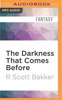 Darkness That Comes Before book