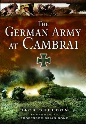The German Army at Cambra. book