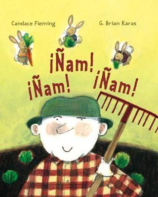 Nam! Nam! Nam! Nam! Nam! Nam! by Candace Fleming