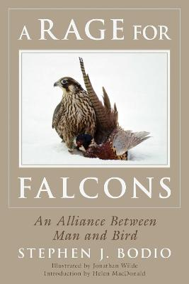 Rage for Falcons by Stephen Bodio