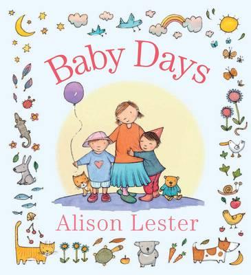 Baby Days book