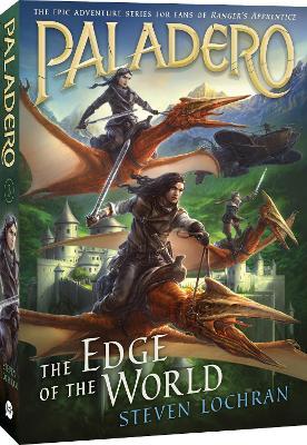 Edge of the World by Steven Lochran