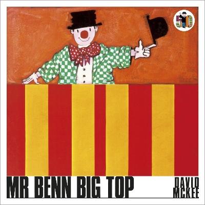 Mr Benn Big Top book