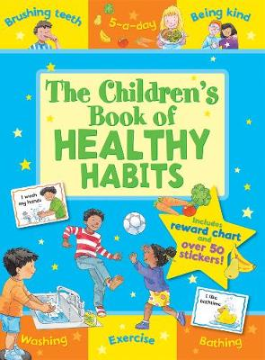 The Children's Book of Healthy Habits by Jo Stimpson