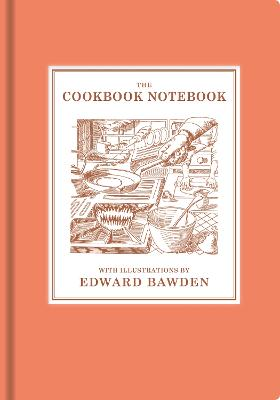 The Cookbook Notebook by Magda Joicey