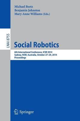 Social Robotics by Michael Beetz