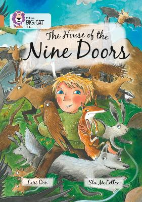 The House of the Nine Doors by Lari Don