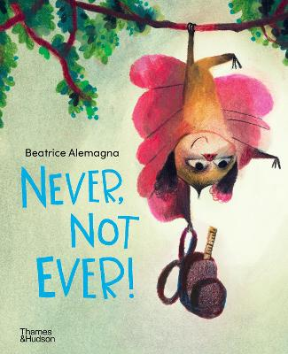 Never, Not Ever! book