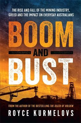 Boom and Bust book