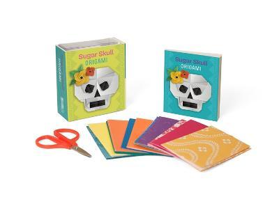 Sugar Skull Origami by Running Press