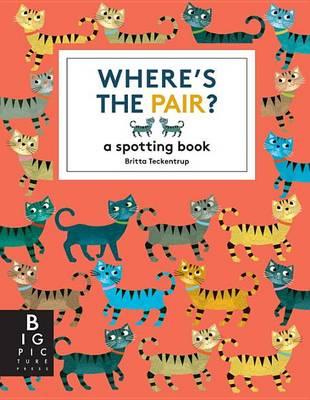 Where's the Pair? by Britta Teckentrup