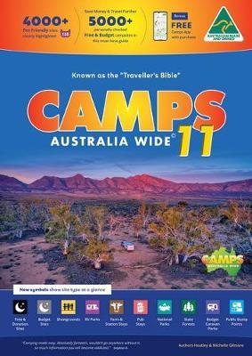 Camps Australia Wide 11 A4 book