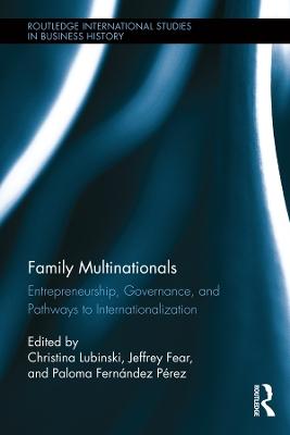 Family Multinationals by Christina Lubinski