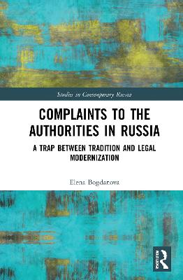 Complaining to the Authorities in Russia book