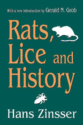 Rats, Lice and History book