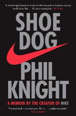 Shoe Dog book