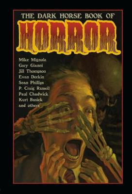 Dark Horse Book Of Horror book