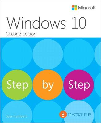 Windows 10 Step by Step by Joan Lambert