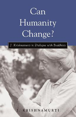 Can Humanity Change? book