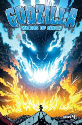 Godzilla Rulers of Earth Volume 4 by Matt Frank