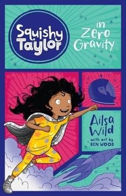 Squishy Taylor in Zero Gravity by Ailsa Wild