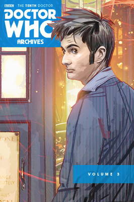 Doctor Who: The Tenth Doctor book