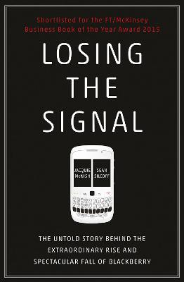 Losing the Signal book