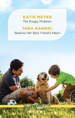 The Puppy Problem/Stealing Her Best Friend's Heart book
