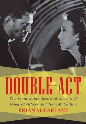 Double Act book