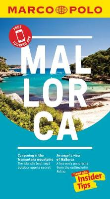 Mallorca Marco Polo Pocket Travel Guide 2018 - with pull out map by Marco Polo