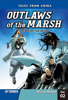 Outlaws of the Marsh Volume 2: Thick as Thieves book