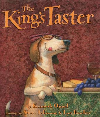 The King's Taster by Kenneth Oppel