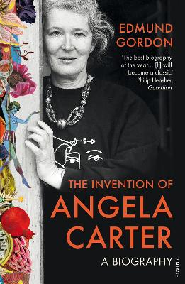 Invention of Angela Carter book