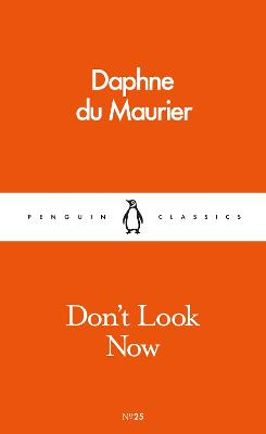 Don't Look Now book
