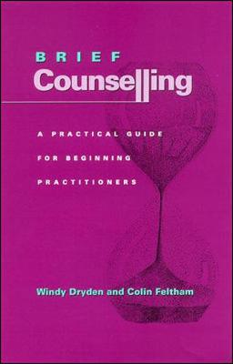 Brief Counselling by Windy Dryden
