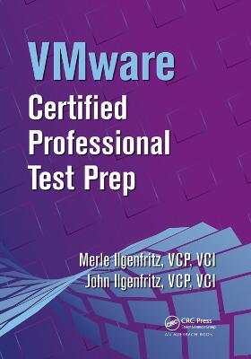 VMware Certified Professional Test Prep book