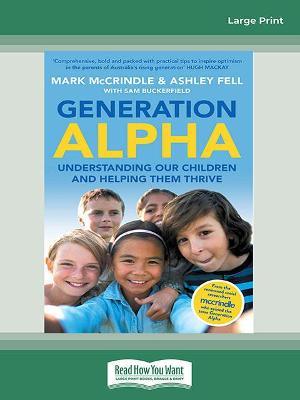 Generation Alpha book