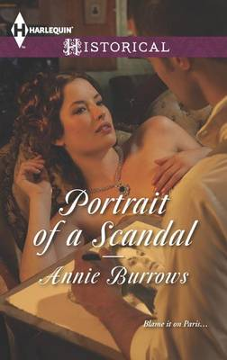 Portrait of a Scandal by Annie Burrows