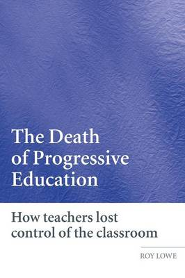 Death of Progressive Education book