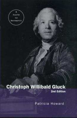 Christoph Willibald Gluck book